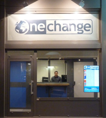 Nouveau One Change Bureau de change Annecy