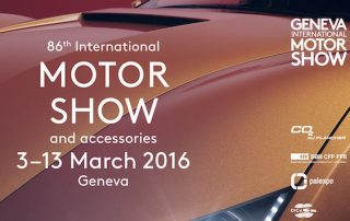 Salon auto Genève 2016 - One Change - Bureau de change Annecy