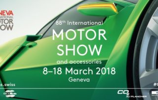 Salon auto geneve 2018 - One Change
