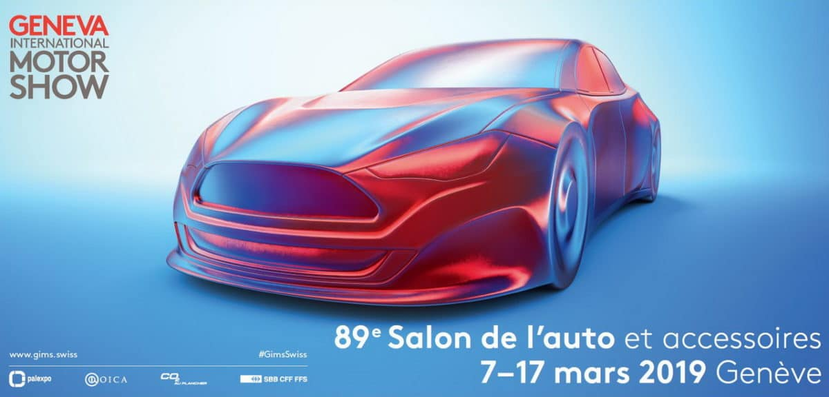 Salon auto geneve 2019 - One Change